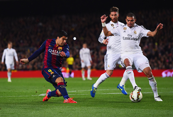 getty_FC Barcelona v Real Madrid CF - La Liga