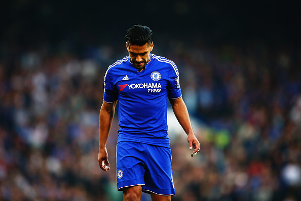 xxxx during the Barclays Premier League match between Chelsea and Southampton at Stamford Bridge on October 3, 2015 in London, United Kingdom.