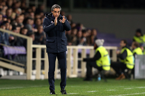 FLORENCE, ITALY - FEBRUARY 29: Paulo Sousa manager of AFC Fiorentina gestures during the Serie A match between ACF Fiorentina and SSC Napoli at Stadio Artemio Franchi on February 29, 2016 in Florence, Italy.  (Photo by Gabriele Maltinti/Getty Images)