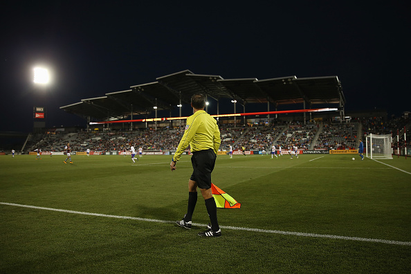 COMMERCE CITY, CO - APRIL 02:  at Dick's Sporting Goods Park on April 2, 2016 in Commerce City, Colorado. (Photo by Doug Pensinger/Getty Images)