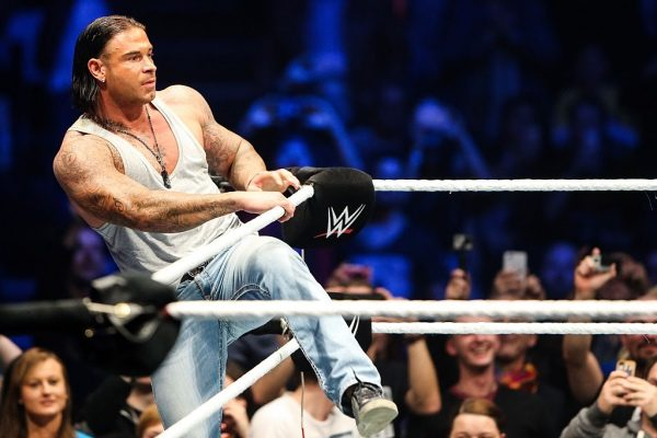 xxx during WWE Live 2014 at Festhalle on November 15, 2014 in Frankfurt am Main, Germany.