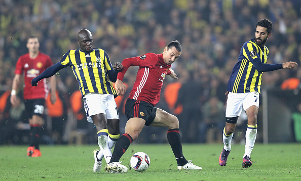 xxxx during the UEFA Europa League Group A match between Fenerbahce SK and Manchester United FC at Sukru Saracoglu Stadium on November 3, 2016 in Istanbul, Turkey.