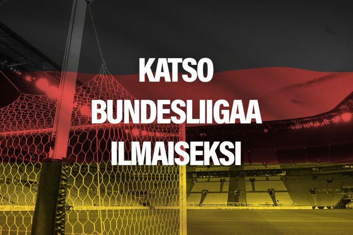 Bundesliiga livestreamit