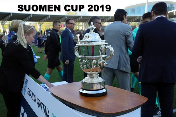 Suomen Cup 2019: cup-vaihe